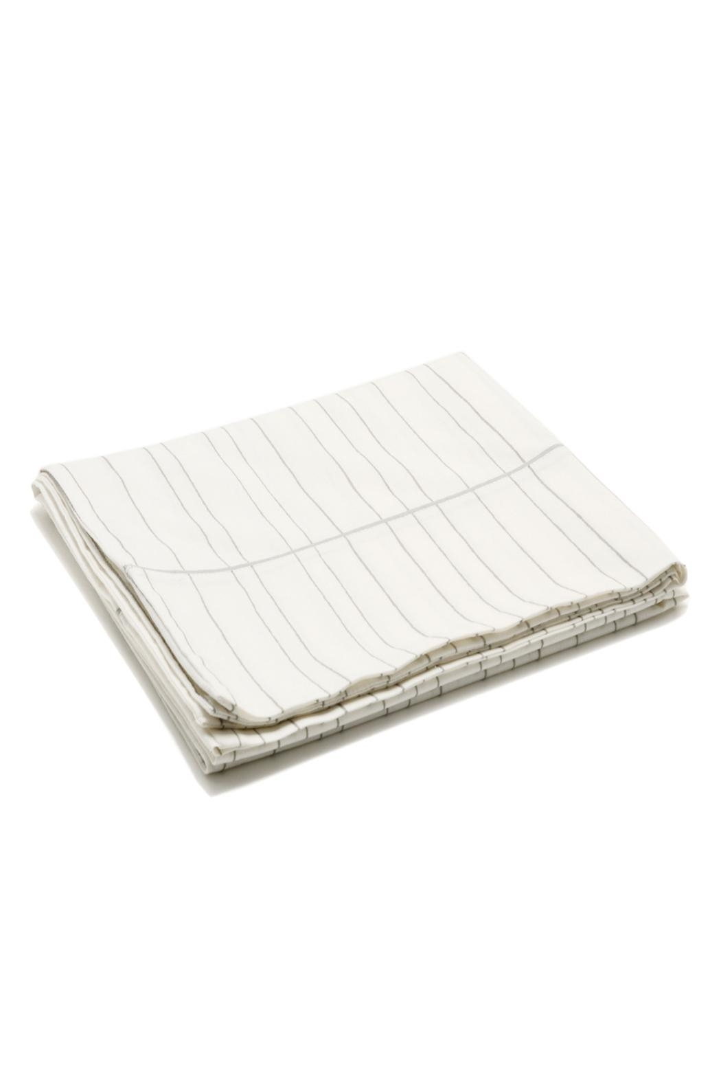 AUGGIE Twin Flat Sheet - Front Cropped Image