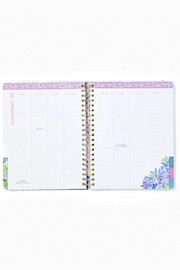 Lilly Pulitzer August 2020-December 2021 Jumbo Agenda - 17 month - Other