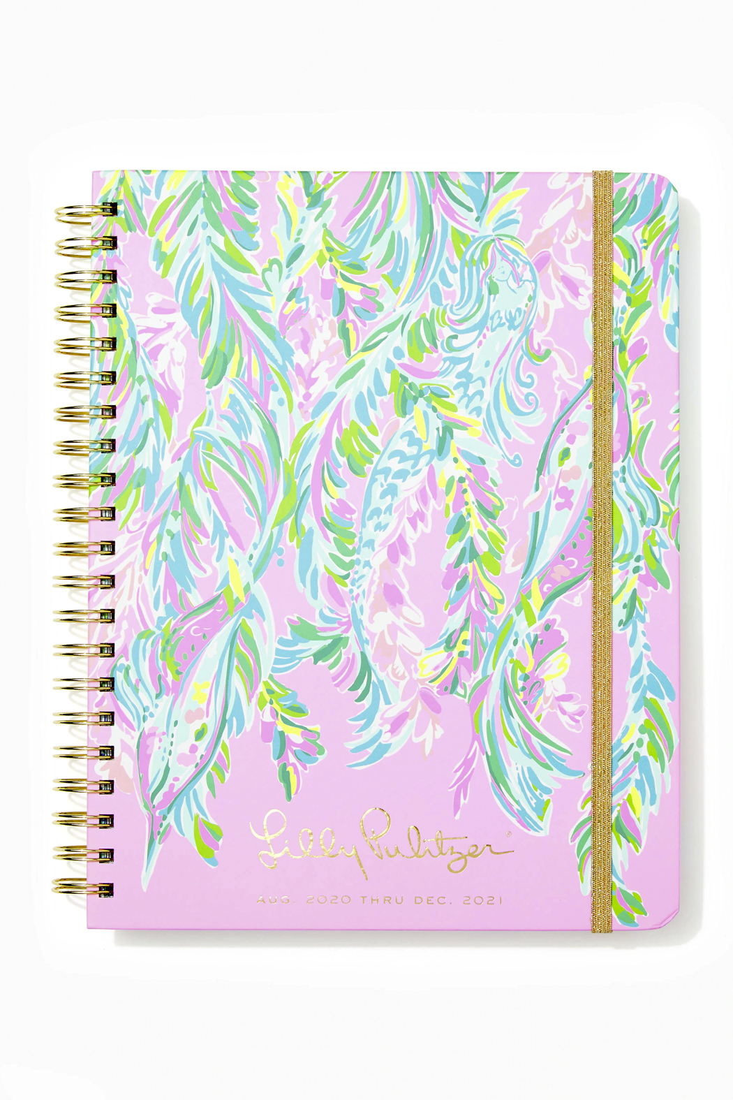 Lilly Pulitzer August 2020-December 2021 Jumbo Agenda - 17 month - Main Image