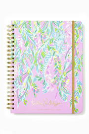 Lilly Pulitzer August 2020-December 2021 Jumbo Agenda - 17 month - Front cropped