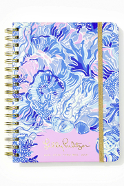Lilly Pulitzer August 2020-December 2021 Large Agenda - 17 Month - Front cropped