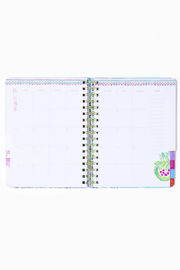 Lilly Pulitzer August 2020-December 2021 Large Agenda - 17 Month - Other