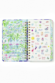 Lilly Pulitzer August 2020-December 2021 Medium Agenda - 17 Month - Side cropped