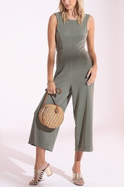 Black Swan August Jumpsuit - Front cropped