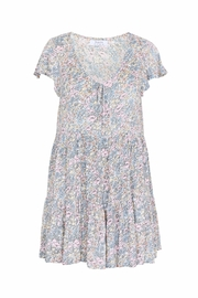 Auguste The Label  Babydoll Floral Mini - Product Mini Image