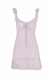Auguste The Label  Daisy Mini Dress - Product Mini Image