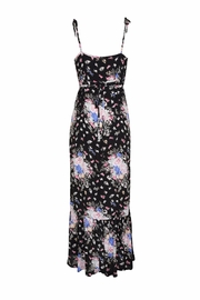Auguste The Label  Dark Floral Dress - Front full body