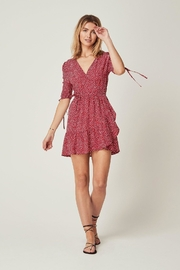 Auguste The Label  River-Della Mini Dress - Product Mini Image