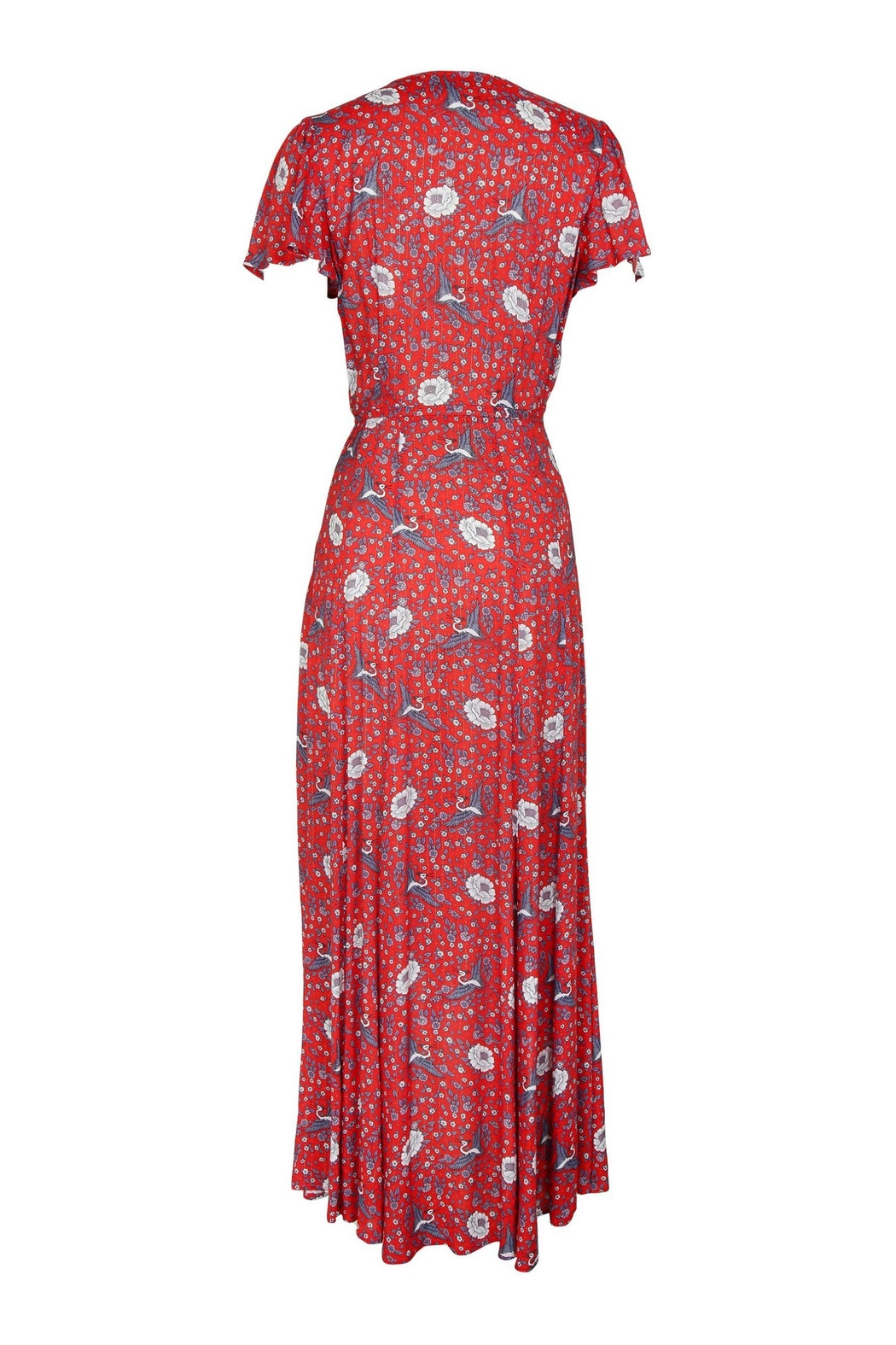 Auguste The Label  Valentina Fiesta Maxi - Front Full Image