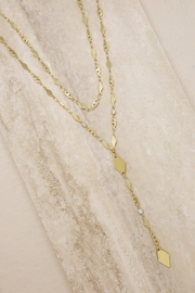 Ettika Augustine Lariat Necklace - Product Mini Image