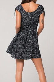 Band Of Gypsies Aukland Polka-Dot Dress - Side cropped