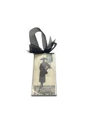 Aunt Liz's Attic Woman Silhouette Ornament - Product Mini Image