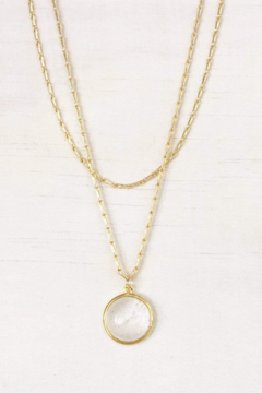 Lovers Tempo Aura Double Necklace - Product List Image