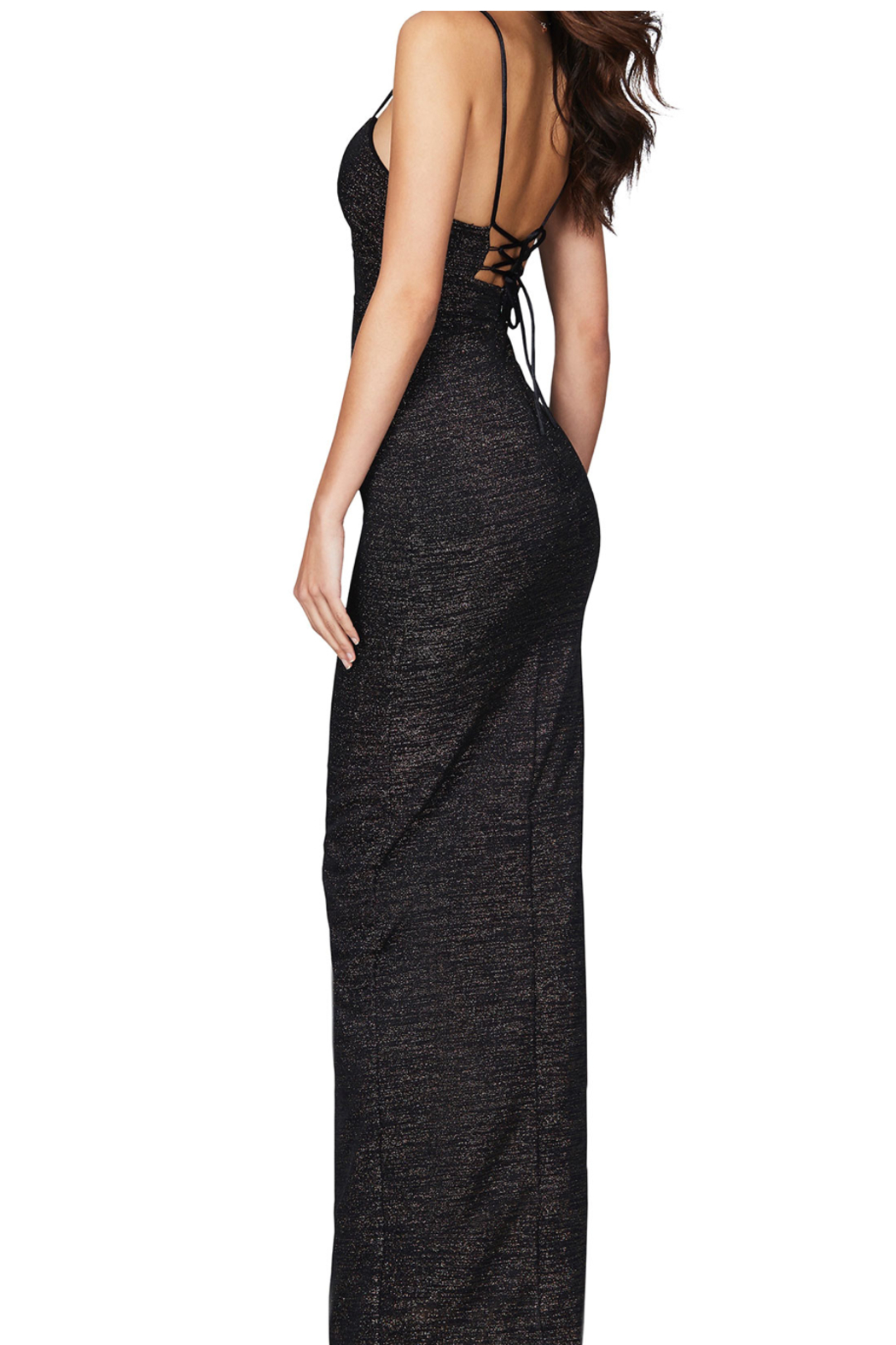 Nookie Aura Gown - Side Cropped Image