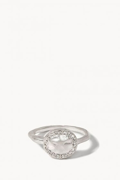 Spartina 449 Aura Ring Crystal SIL - Product List Image