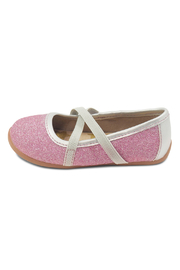 Livie & Luca Aurora Ballet Flat Youth - Side cropped