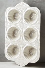 Anthropologie Aurora Muffin Pan - Front cropped