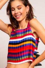 Lucy Paris Aurora Rainbow Crop - Product Mini Image
