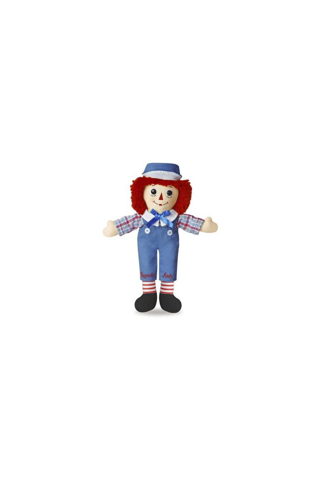 Aurora World Raggedy Andy Classic - Front Cropped Image