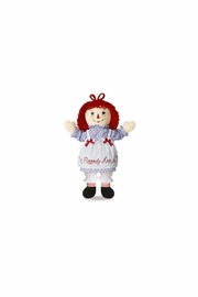 Aurora World Raggedy Ann Classic Toy - Front cropped