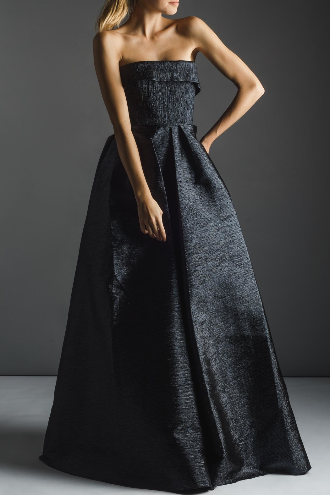 Alex Perry Australian Metallic Gown from Monterrey by Mona Mour ...