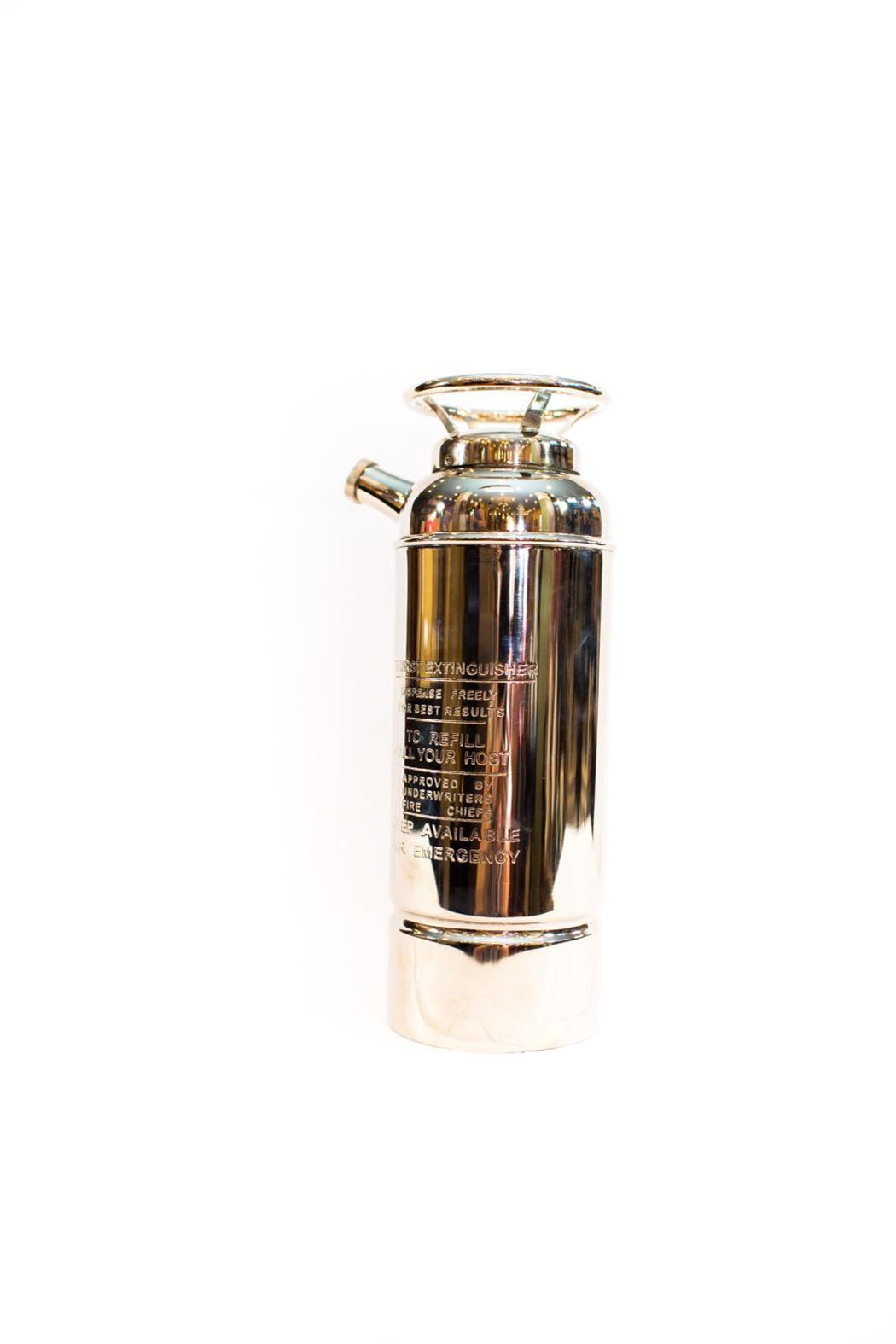Authentic Models Fire Extinguisher Shaker - Main Image