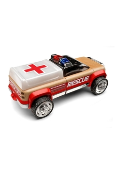 Automoblox Rescue Truck Toy - Alternate List Image