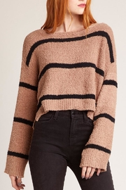 BB Dakota Autrey Sweater, Camel - Product Mini Image