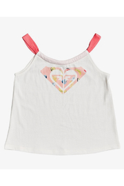 Roxy  Autumn Day B Tank - Front cropped