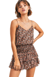 Reset By Jane  Autumn Floral Cami - Product Mini Image
