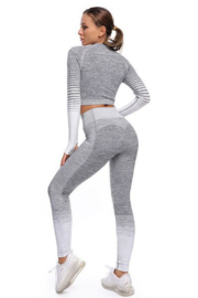 Miss Sparkling Autumn High Waisted Leggings - Product Mini Image
