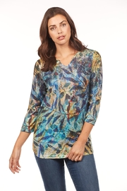 FDJ French Dressing Autumn Leaves Top - Product Mini Image
