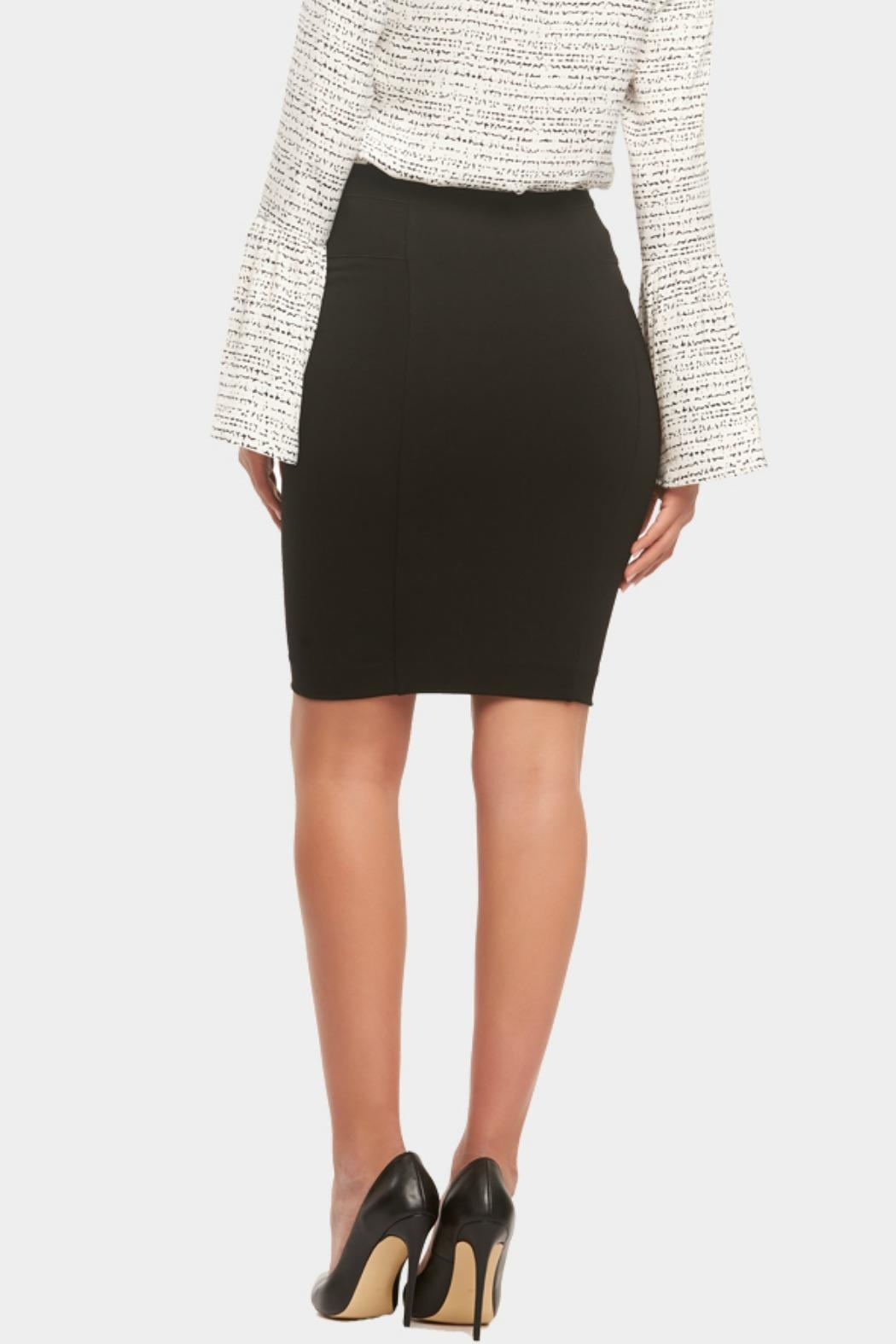 Tart Collections Autumn Ponte Skirt - Front Full Image