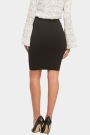 Tart Collections Autumn Ponte Skirt - Front full body