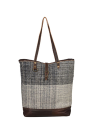 Myra Bags Autumn Sky Tote Bag - Product Mini Image