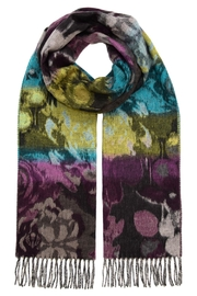 Fraas Autumnal Scarf Berry - Product Mini Image
