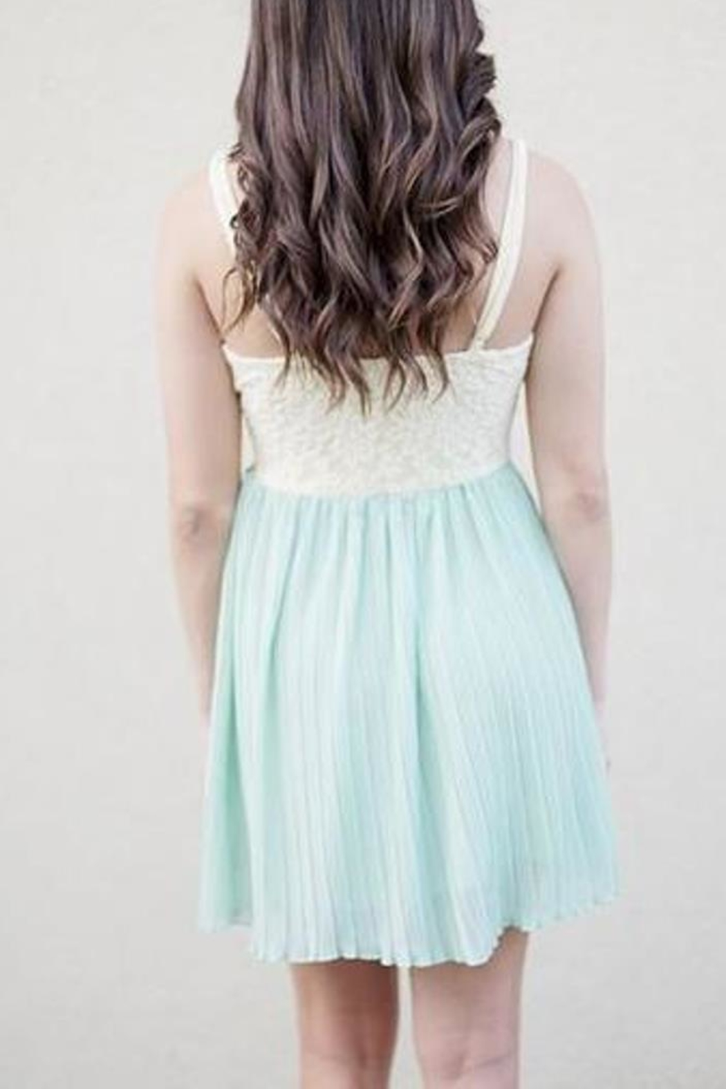 Lost Ava Dress - Front Full Image
