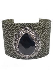 Fabulina Designs Ava Embellished Cuff - Product Mini Image