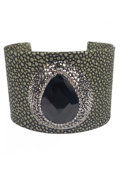 Fabulina Designs Ava Embellished Cuff - Product List Image