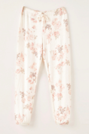 z supply Ava Floral Jogger - Back cropped