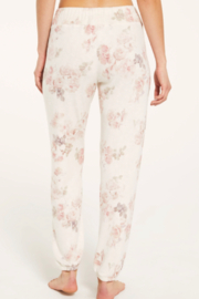 z supply Ava Floral Jogger - Side cropped
