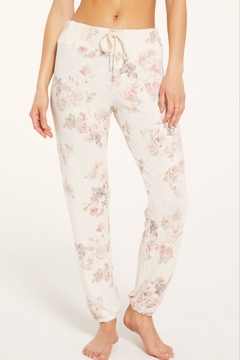 Z Supply  Ava Floral Jogger - Product List Image
