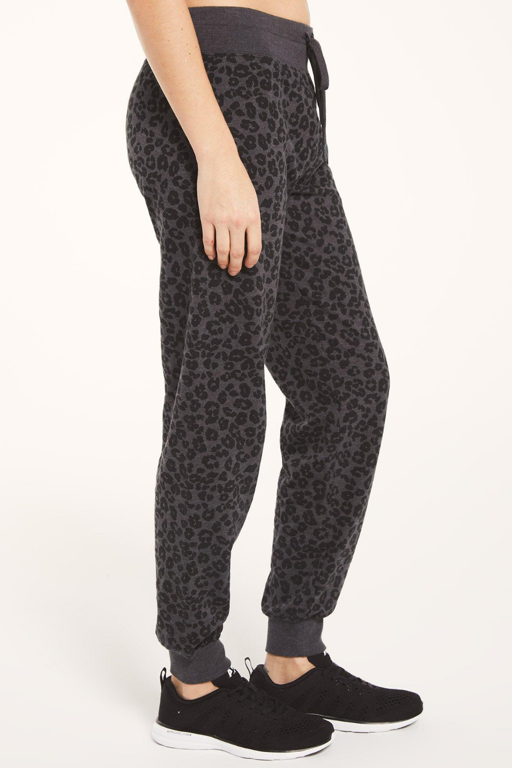 Z Supply  Ava Leo Jogger - Front Full Image
