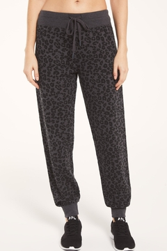 Z Supply  Ava Leopard Jogger - Product List Image