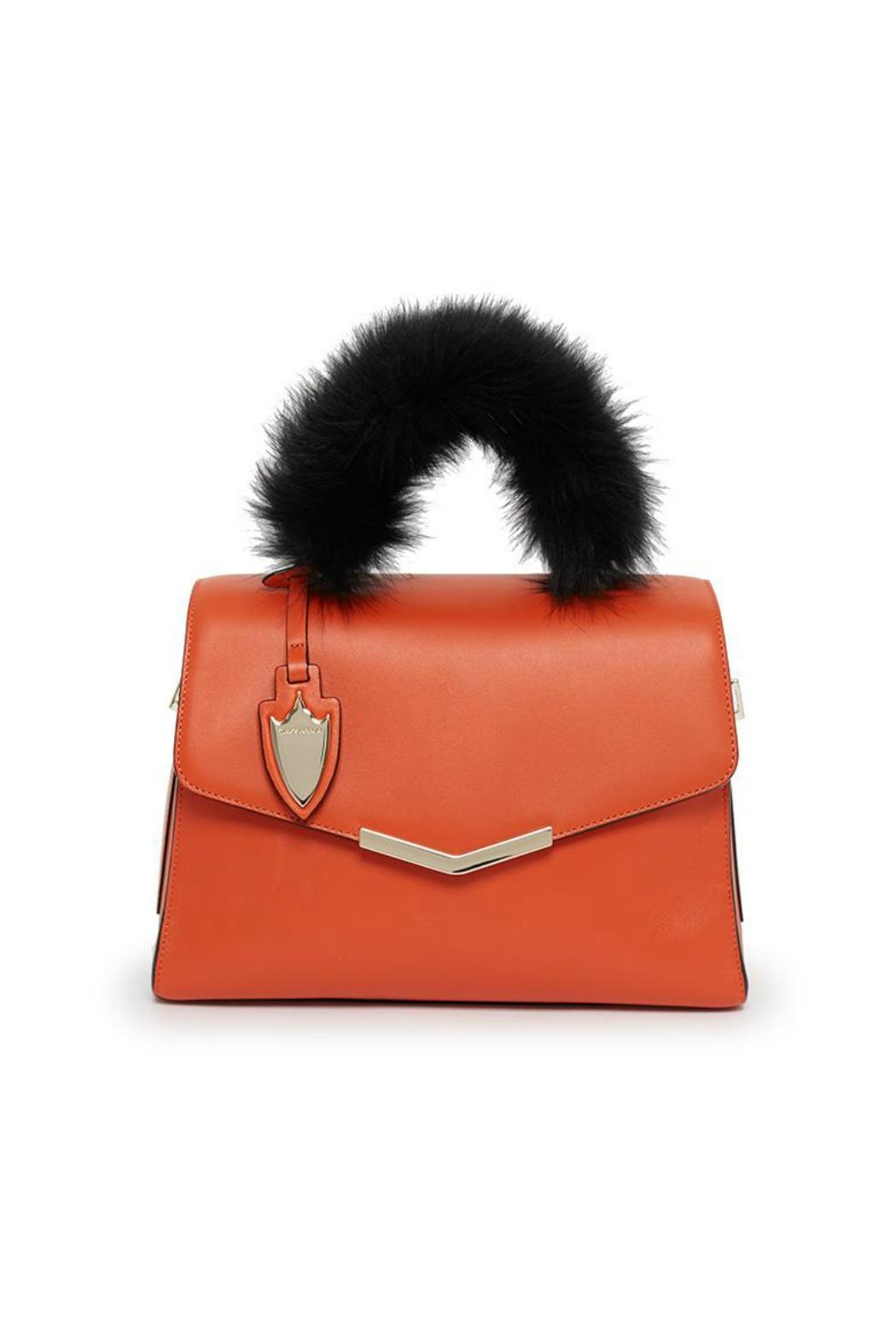Time's Arrow Ava Satchel - Front Cropped Image