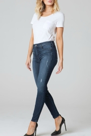 Parker Smith Ava Skinny Distressed Jean - Product Mini Image