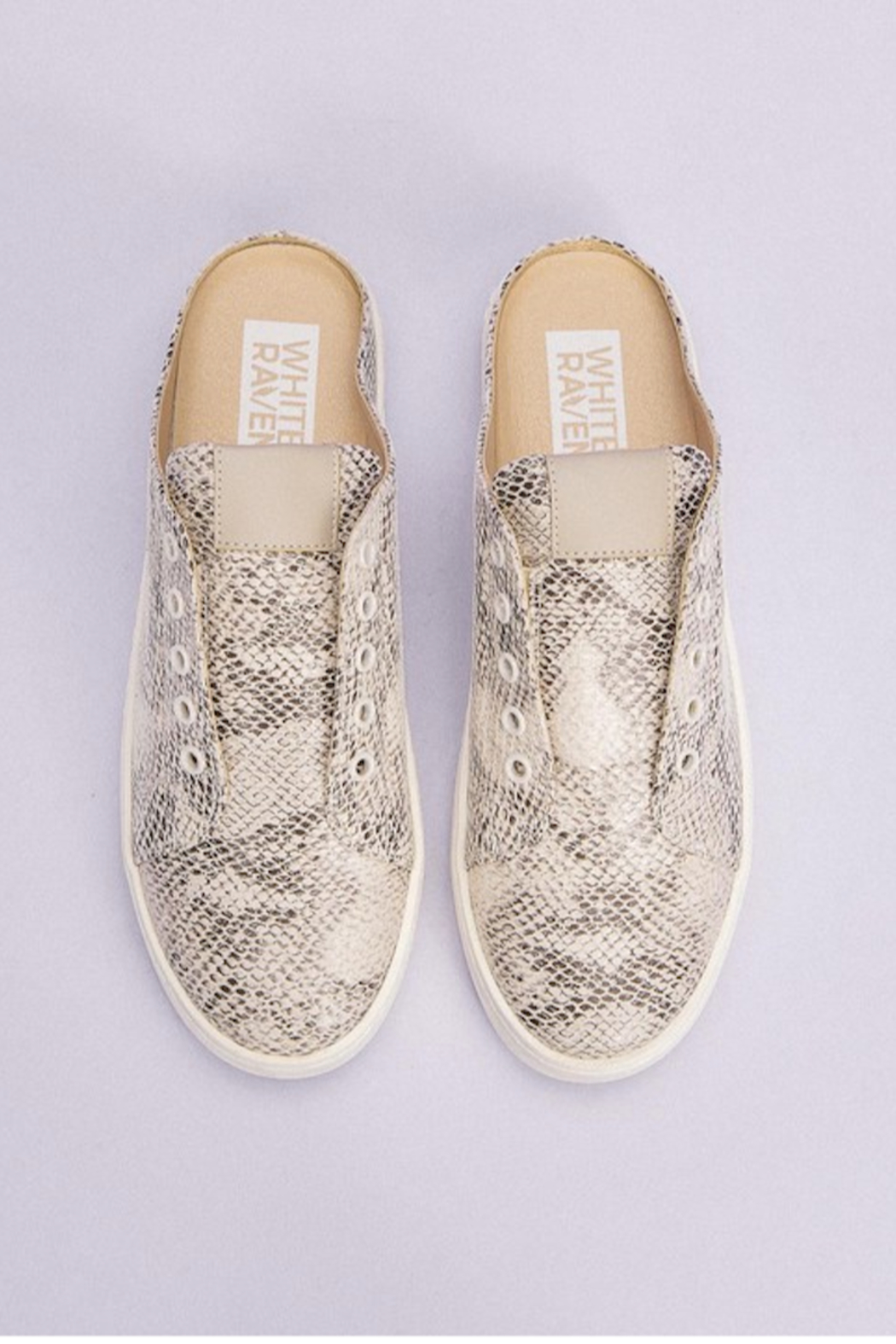 miracle miles  Ava Sneaker Mule - Front Full Image