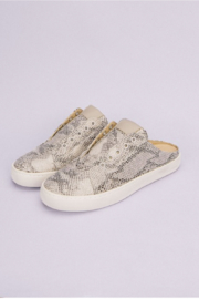 miracle miles  Ava Sneaker Mule - Front cropped