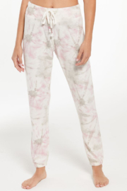 z supply Ava Tie Dye Jogger - Front cropped