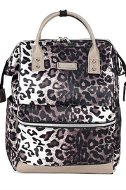Coco + Carmen AVA TRAVEL BACKPACK - Front cropped